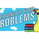 cleaning up your problems small