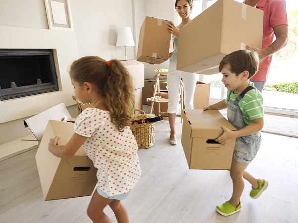 guide to a stress free house move