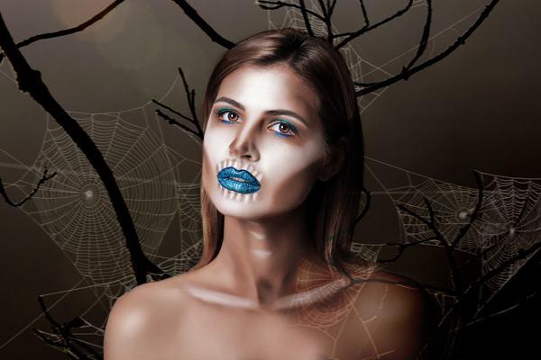 halloween-face-makeup