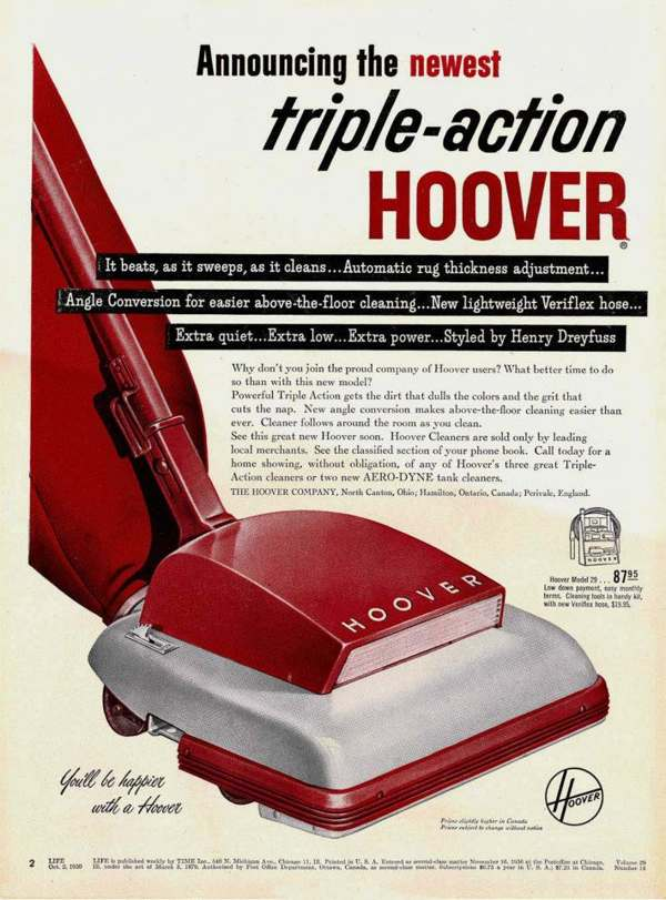 1960-vaccum-cleaner