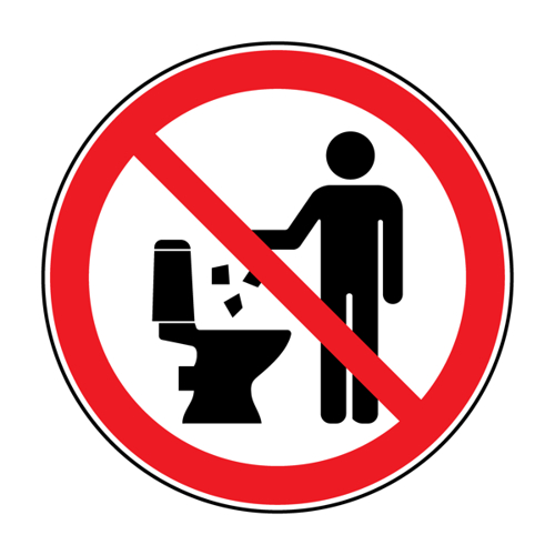 world toilet day the silent sanitation crisis london Ban Clip Art Circle with Line Thru It