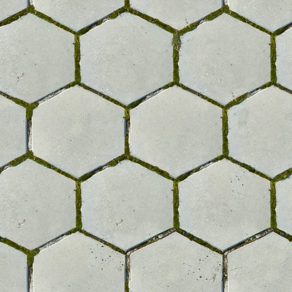 concrete patio tiles
