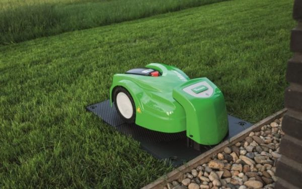viking large robot mower