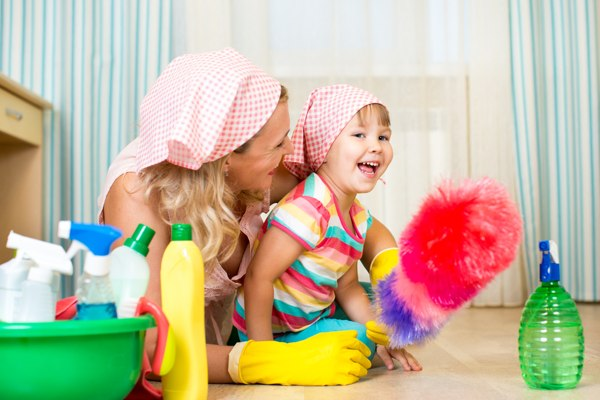 how to clean your house when your kid gets lice