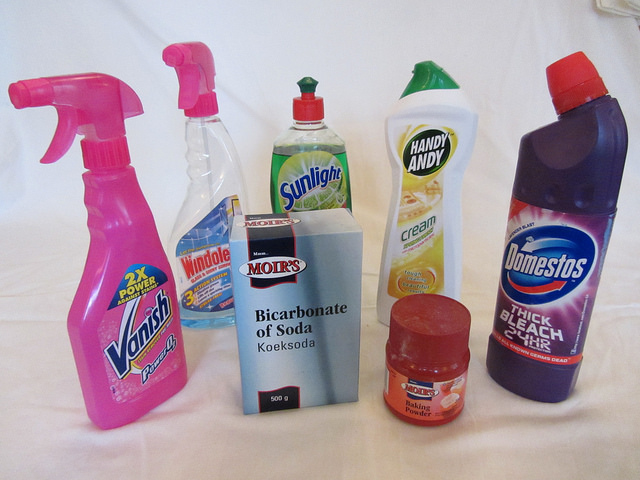 Cleaning Products 2