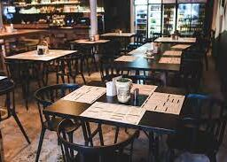 Restaurant, Pub and Coffee Shop Disinfection with EV Cleaning Systems